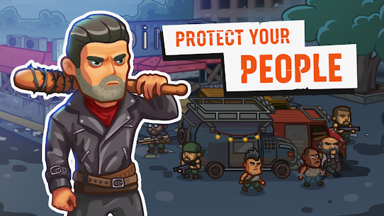 Camp Defense Mod Apk (Unlimited Currency) 4