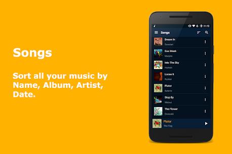 N Music (Material) v1.0.3 MOD APK [Ad Free] 2