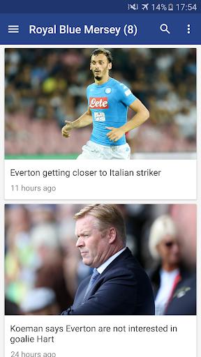 football news everton screenshot 1