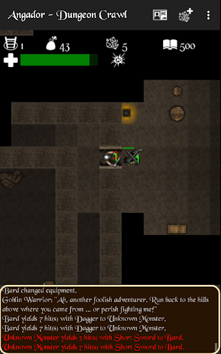 Angador - The Dungeon Crawl 1.32.1 screenshots 4