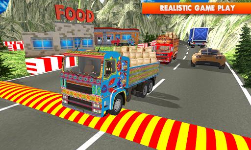 Euro Cargo Real Truck Driver apktreat screenshots 1
