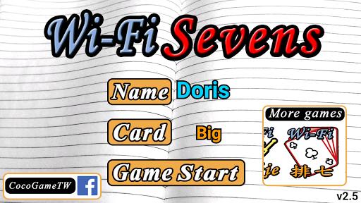 wi-fi sevens screenshot 1