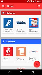 Internet Radio Player – Shoutcast MOD APK 5
