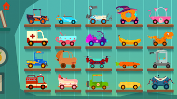 Toy Cars Adventure: Truck Game for kids & toddlers