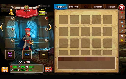 Haki: The Lost Treasure 2.0.0 screenshots 5