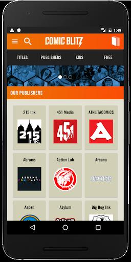 ComicBlitz 1.1.0 Screenshots 2