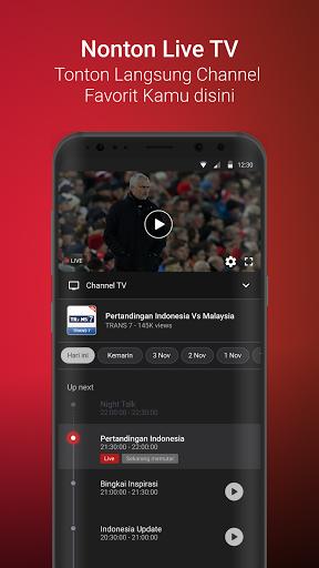 UseeTV GO - Watch TV & Movie Streaming android2mod screenshots 2