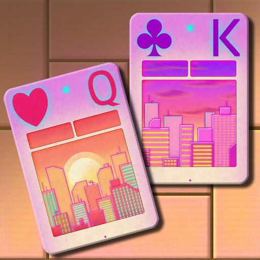 FLICK SOLITAIRE - The Beautiful Card Game