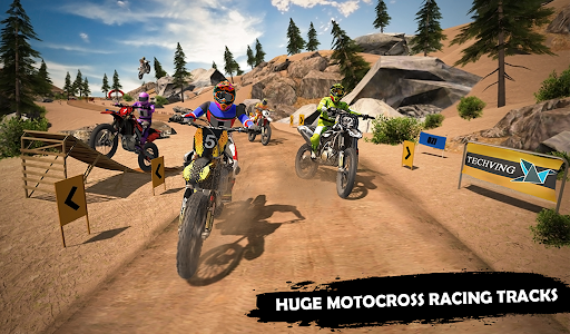 Trial Extreme Motocross Dirt Bike Racing Game 2021 apkdebit screenshots 7