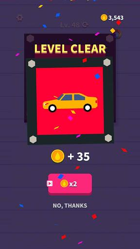 Flip Coloring - Hyper Casual Puzzle Game (Offline) screenshots 16