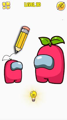 Draw Puzzle - Draw one partのおすすめ画像5