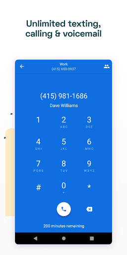 Unlisted - Second Phone Number 2021.01 Screenshots 3