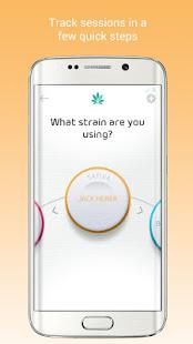 Strainprint - Cannabis Tracker App