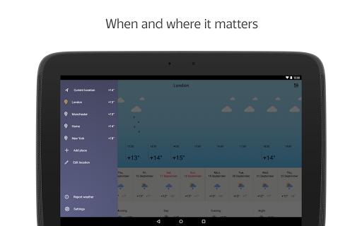 Yandex.Weather apktram screenshots 8