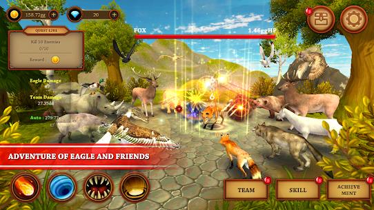 Wild Eagle Fighting Fantasy For Pc (Windows 7, 8, 10, Mac) – Free Download 1