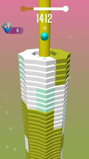 Dancing Helix: Colorful Twister 1.3.0 screenshots 8