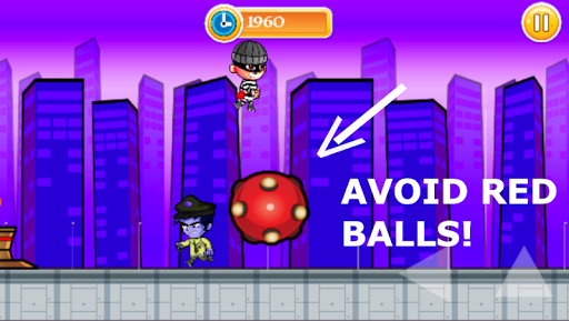 Robber Run u2013 Cops and Robbers: Police Chasing Game 3.5 screenshots 8
