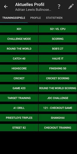 Darts Scoreboard: My Dart Training apktram screenshots 6