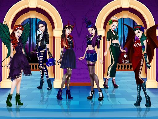 Gothic Dress Up 1.2.3 screenshots 4
