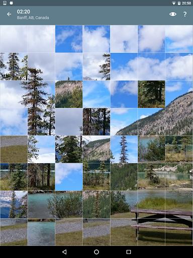 Jigsaw Puzzle: Landscapes screenshots 10