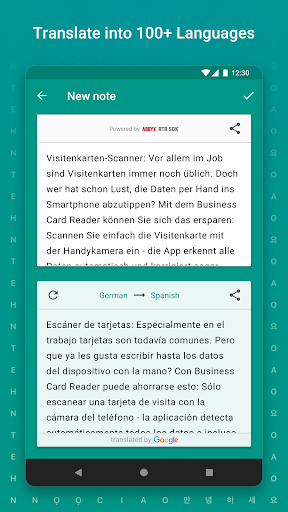 TextGrabber Offline Scan & Translate Photo to Text