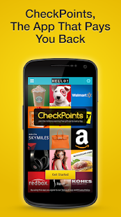 CheckPoints 🏆 Rewards App Capture d'écran