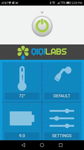 QiQi Smart Shower  screenshots 1