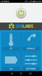 QiQi Smart Shower 0.0.17 Screenshots 1