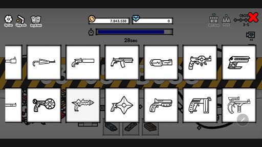 Tang Tang Man : Gun Upgrade  screenshots 4