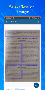 OCR Text Scanner : Extracts Text on Image (MOD APK, Pro) v2.1.4 3