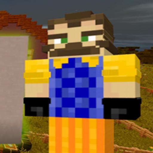 Mod Hello Neighbor for Minecraft