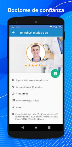 Doctiplus Chat Mu00e9dico - Doctores en lu00ednea 24/7  Screenshots 4