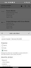 Dice Careers: Search Tech, IT, and Developer Jobs screenshot thumbnail