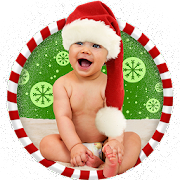 Santa Claus Hat Stickers – Christmas Photo Editor
