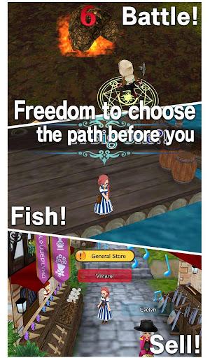 WorldNeverland - Elnea Kingdom: Life SimulationRPG 2.3.7 screenshots 2