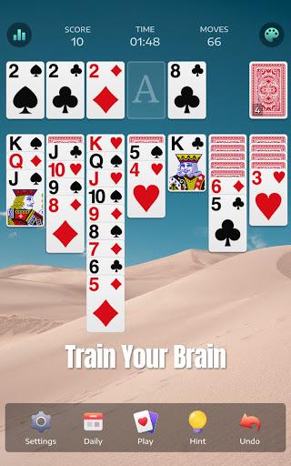 Solitaire - Classic Card Game, Klondike & Patience 1.0.0-21061246 screenshots 19