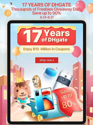 DHgate - online wholesale stores apktram screenshots 15