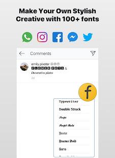 Font Changer - Cool Fonts Keyboard, Stylish Text