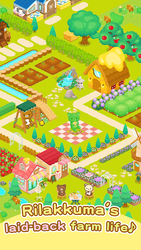Rilakkuma Farm 3.7.0 screenshots 6