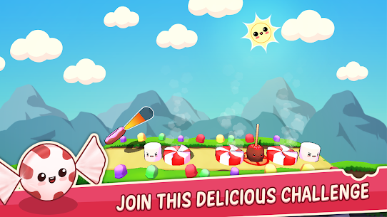 Candy World Quest  For Pc, Windows 7/8/10 And Mac Os – Free Download 1
