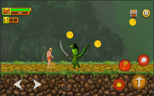 Hanuman Adventures Evolution modiapk screenshots 1