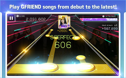 SuperStar GFRIEND 2.12.1 Screenshots 3