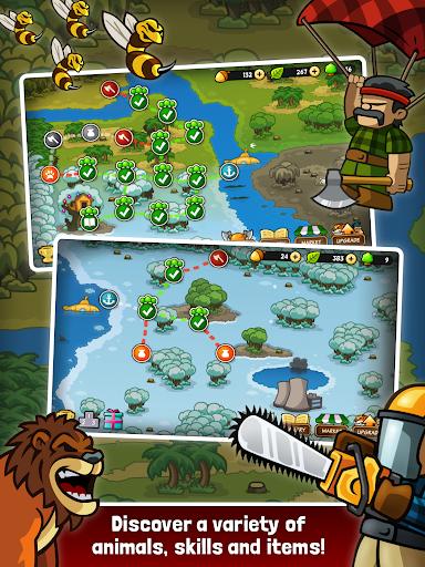 Lumberwhack: Defend the Wild 5.6.6 screenshots 7
