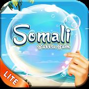 Learn Somali Bubble Bath Game