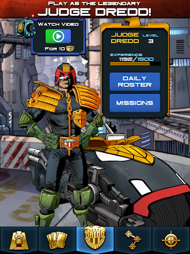 Judge Dredd: Crime Files screenshots 11