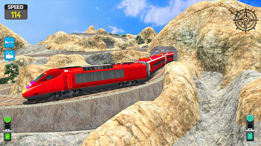 Bullet Train Space Driving 2020 1.4 screenshots 12