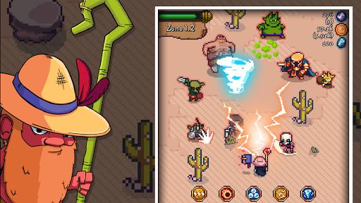 Tap Wizard: Idle Magic Quest 3.1.8 screenshots 23