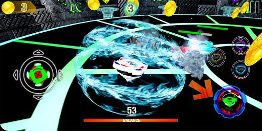Code Triche Spinner Chaos Battle mod apk screenshots 3