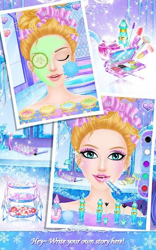 Princess Salon: Frozen Party  Screenshots 3