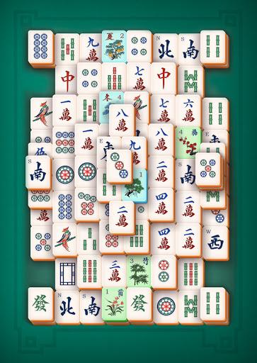 Mahjong Solitaire - Classic Majong Matching Games  screenshots 2